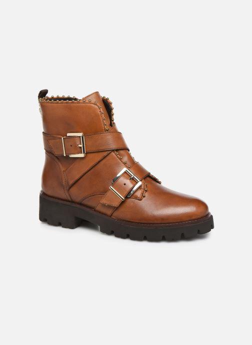 Boots en enkellaarsjes Steve Madden HOOFY Bruin detail