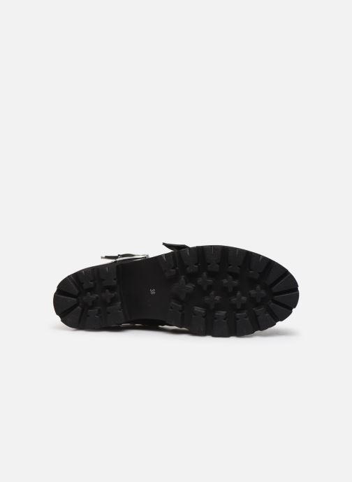Bottines et boots Steve Madden HOOFY Noir vue haut