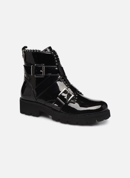 Boots en enkellaarsjes Steve Madden HOOFY Zwart detail