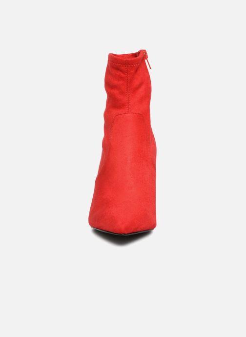 Steve Madden Lava (rouge) - Bottines Et Boots Chez