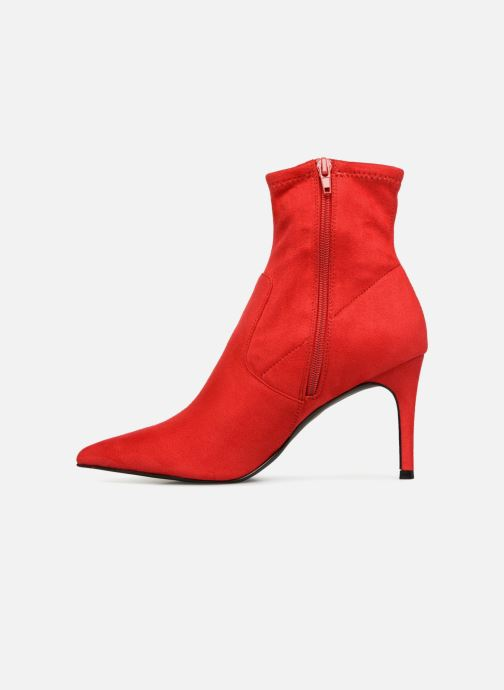 Bottines et boots Steve Madden LAVA Rouge vue face