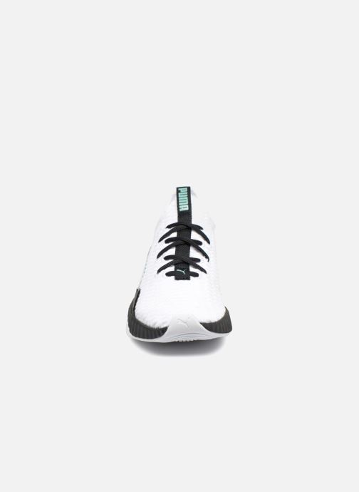 Baskets Puma Defy Wns Blanc vue portées chaussures