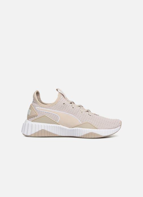 Sneakers Puma Defy Wns Beige achterkant
