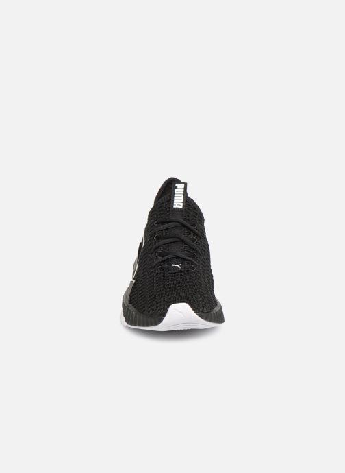 Baskets Puma Defy Wns Noir vue portées chaussures