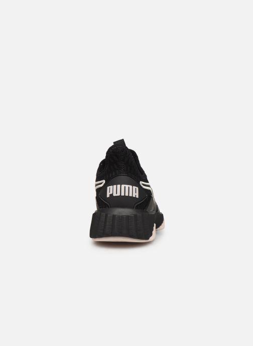 Baskets Puma Defy Wns Noir vue droite