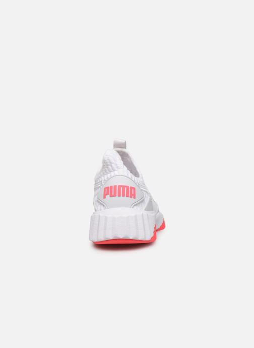 Baskets Puma Defy Wns Blanc vue droite