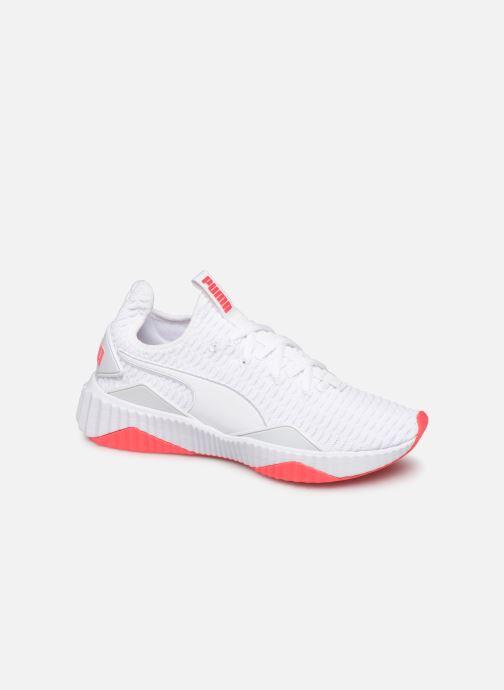 Baskets Puma Defy Wns Blanc vue détail/paire