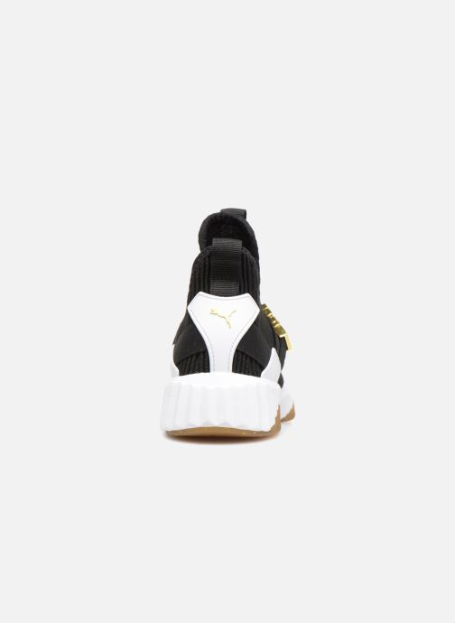 Sneakers Puma Defy Mid Varsity Wns Zwart rechts