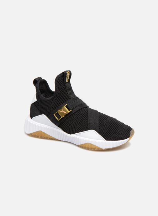 buy online 7a7bd 5a837 Trainers Puma Defy Mid Varsity Wns Black detailed view  Pair view