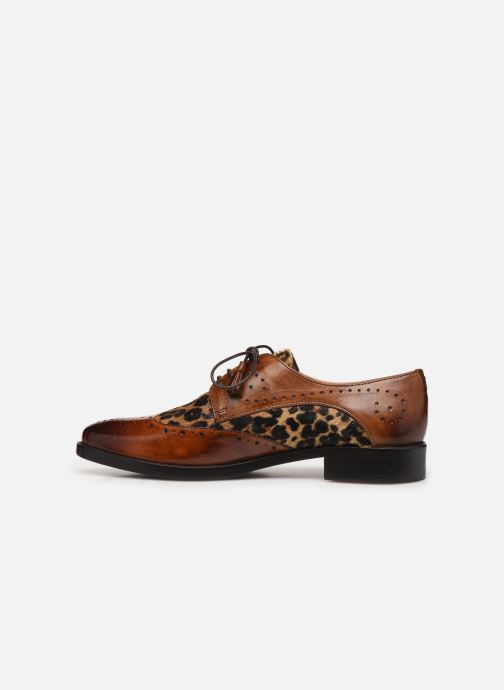 Chaussures à lacets Melvin & Hamilton Betty 3 Marron vue face