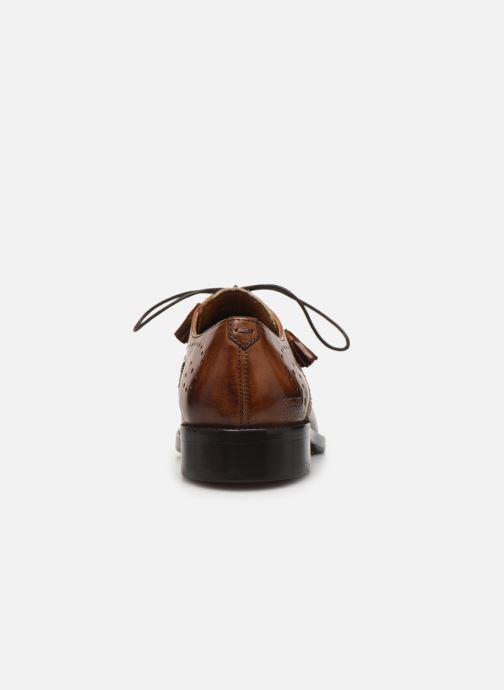 Chaussures à lacets Melvin & Hamilton Betty 3 Marron vue droite