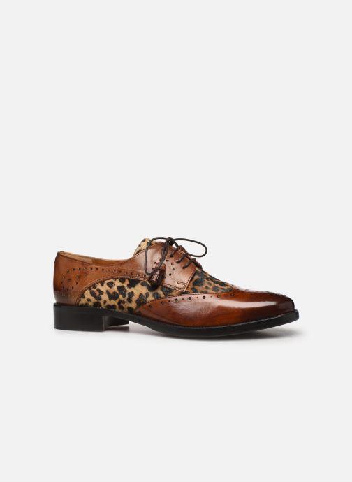 Chaussures à lacets Melvin & Hamilton Betty 3 Marron vue derrière