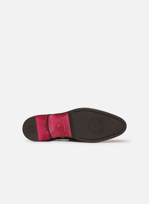 Chaussures à lacets Melvin & Hamilton Betty 3 Marron vue haut