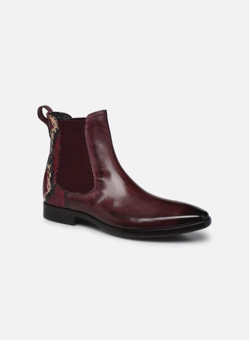 Boots en enkellaarsjes Melvin & Hamilton Emma 8 Bordeaux detail