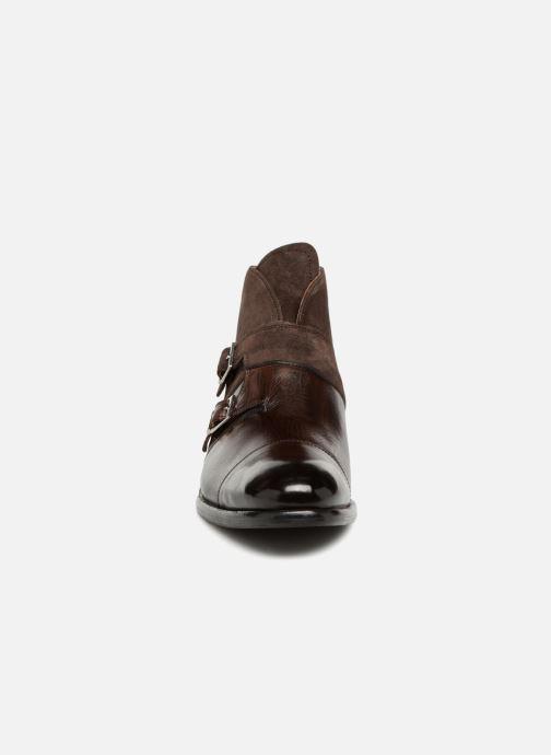 Bottines et boots Melvin & Hamilton Patrick 11 Marron vue portées chaussures