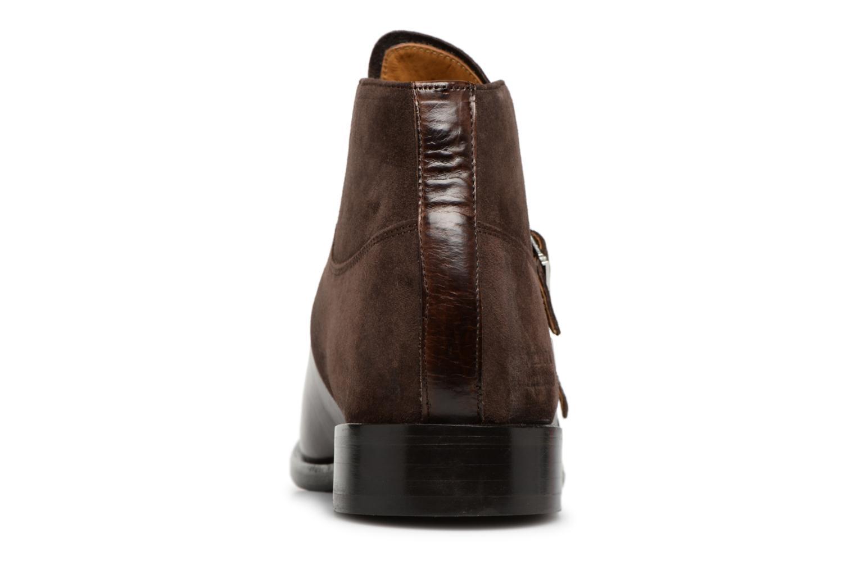 Bottines et boots Melvin & Hamilton Patrick 11 Marron vue droite