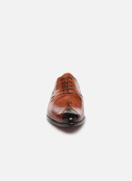 Chaussures à lacets Melvin & Hamilton Toni 31 Marron vue portées chaussures