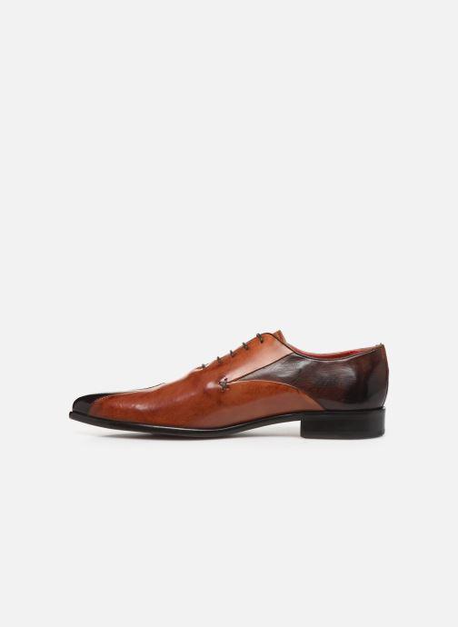 Chaussures à lacets Melvin & Hamilton Toni 31 Marron vue face