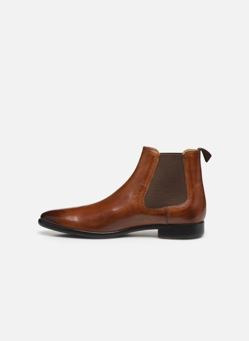 Ankle boots Melvin & Hamilton Clint 7 Brown front view