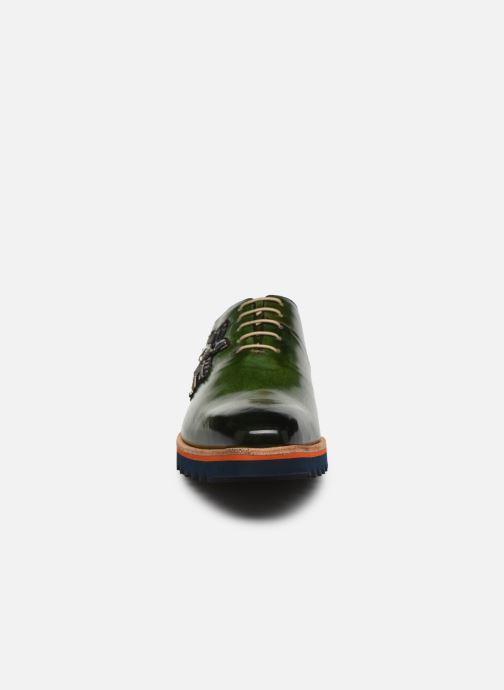 Chaussures à lacets Melvin & Hamilton Jeff 26 Vert vue portées chaussures
