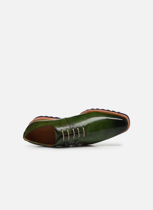 Chaussures à lacets Melvin & Hamilton Jeff 26 Vert vue gauche