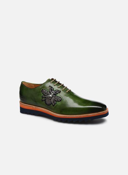 Chaussures à lacets Melvin & Hamilton Jeff 26 Vert vue détail/paire