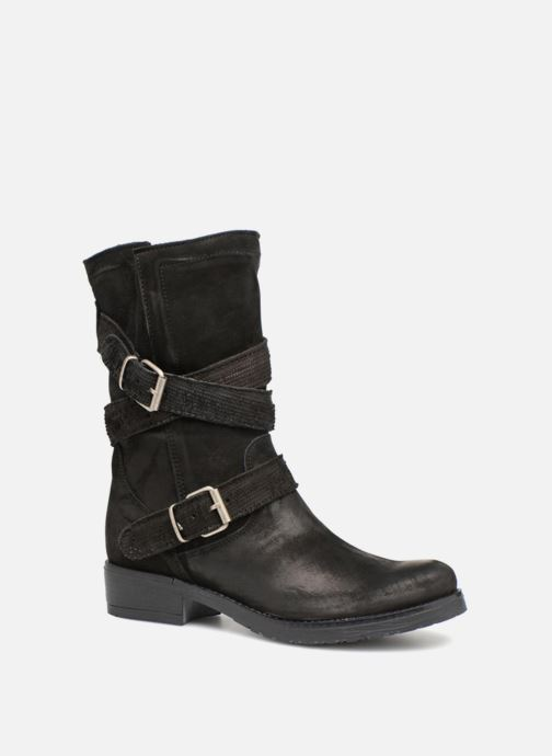 Boots & wellies Sweet Lemon L.23.REKIEM Black detailed view/ Pair view