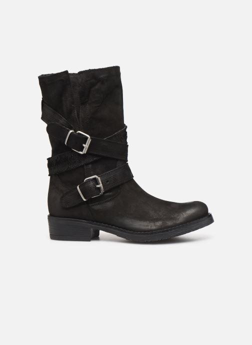 Boots & wellies Sweet Lemon L.23.REKIEM Black back view