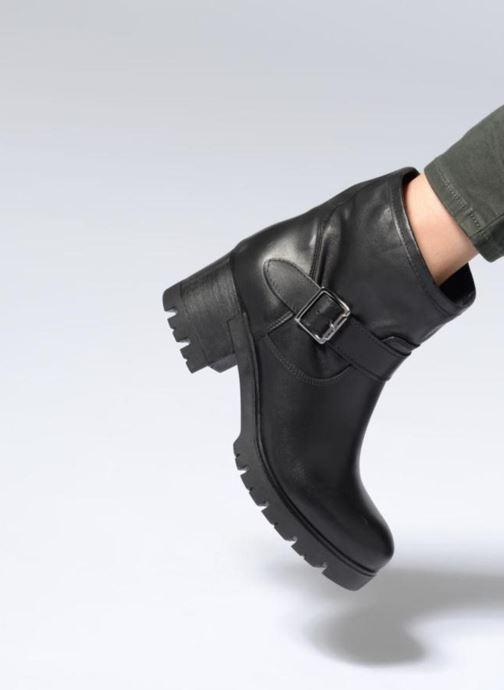 Bottines et boots Sweet Lemon L.5.ELITO Noir vue bas / vue portée sac
