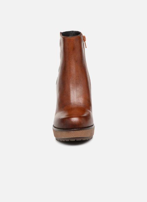 Bottines et boots Sweet Lemon L.16.SEDRIA Marron vue portées chaussures