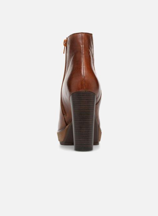 Bottines et boots Sweet Lemon L.16.SEDRIA Marron vue droite