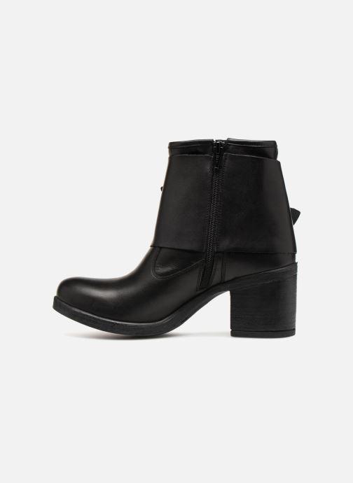 Boots en enkellaarsjes Sweet Lemon L.37.JIBSY Zwart voorkant