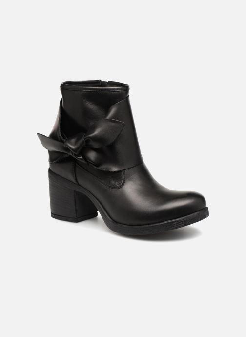 Boots en enkellaarsjes Sweet Lemon L.37.JIBSY Zwart detail