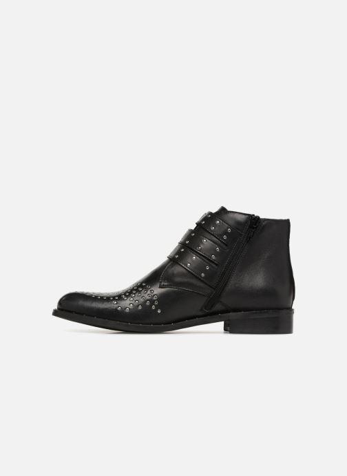 Bottines et boots Sweet Lemon L.5.ELUCY Noir vue face