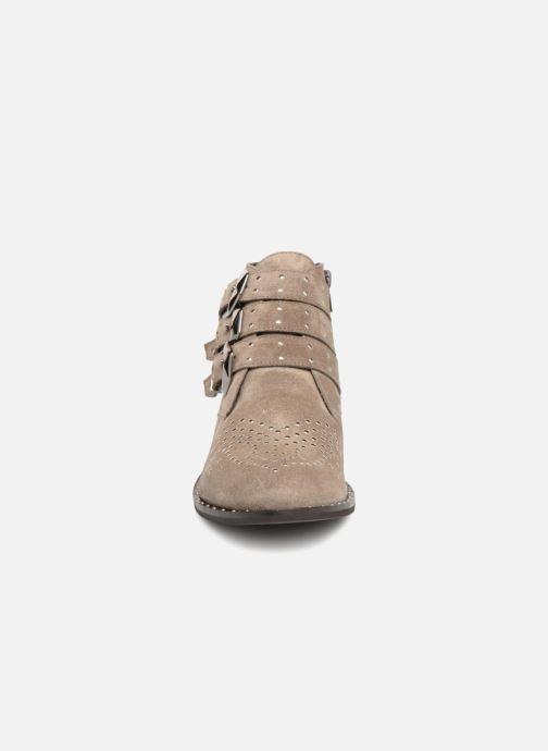 Bottines et boots Sweet Lemon L.5.ELUCY Gris vue portées chaussures