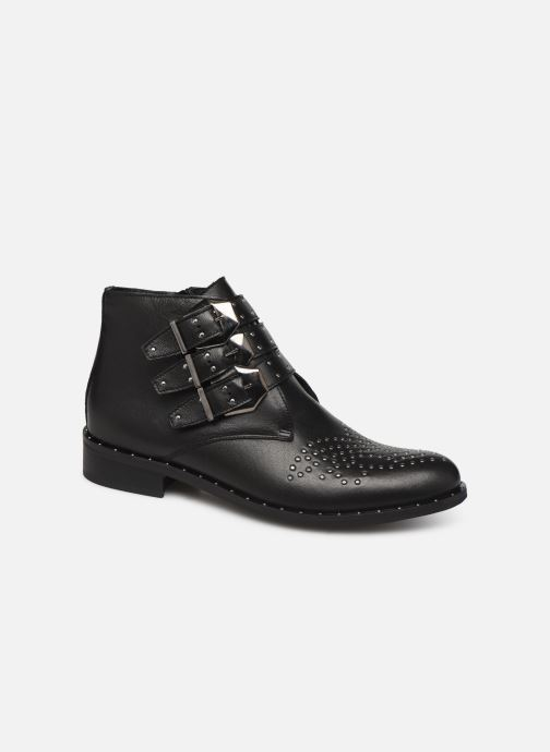 Boots en enkellaarsjes Sweet Lemon L.5.ELUCY Zwart detail