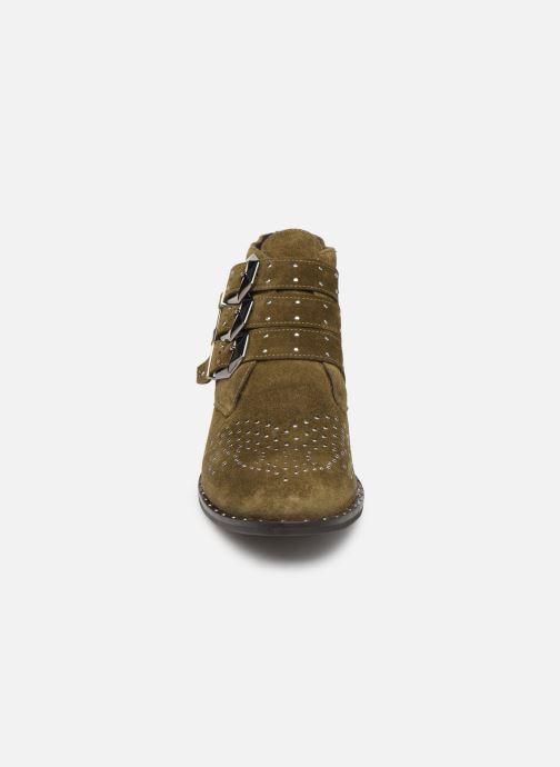 Bottines et boots Sweet Lemon L.5.ELUCY Vert vue portées chaussures