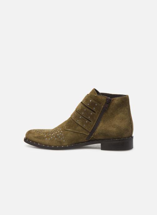 Bottines et boots Sweet Lemon L.5.ELUCY Vert vue face