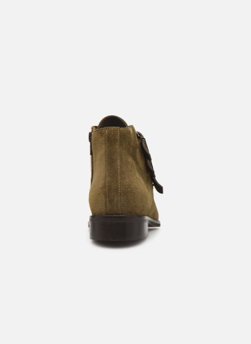 Bottines et boots Sweet Lemon L.5.ELUCY Vert vue droite