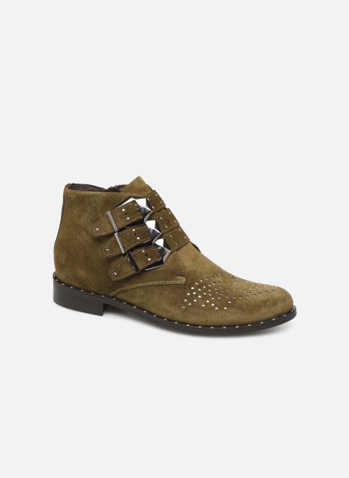 Bottines et boots Sweet Lemon L.5.ELUCY Vert vue détail/paire
