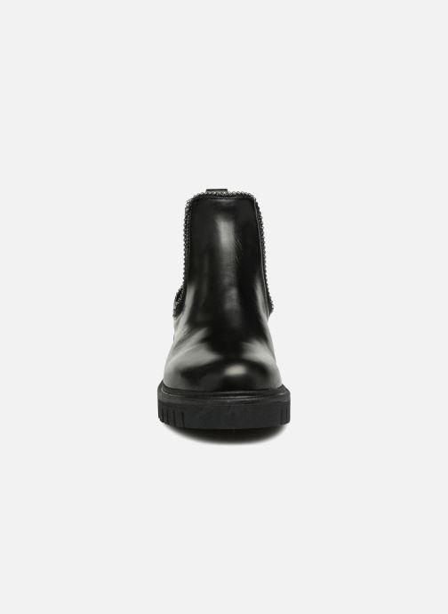 Bottines et boots Sweet Lemon L.38.OLANO Noir vue portées chaussures