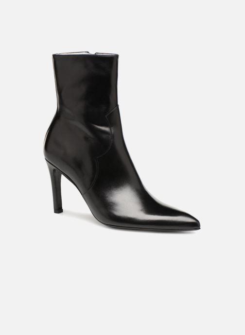 Bottines et boots Free Lance Forel 7 West Zip Boot Noir vue détail/paire