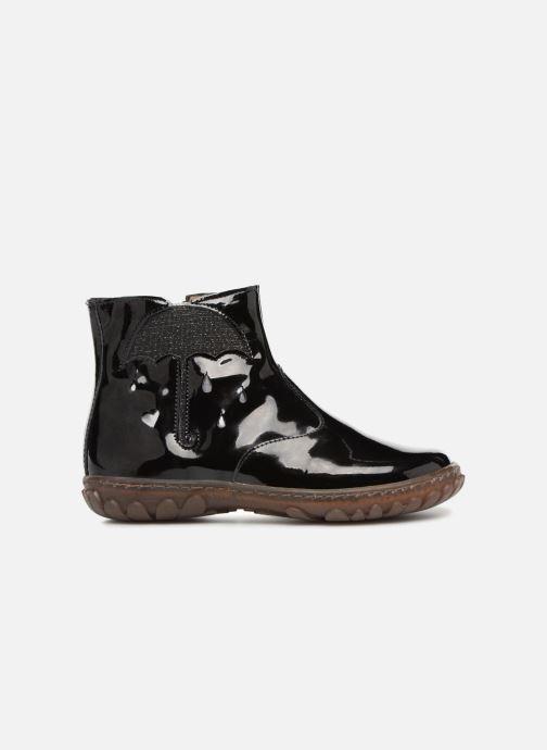 Ankelstøvler Pom d Api Cute Boots Rain Sort se bagfra