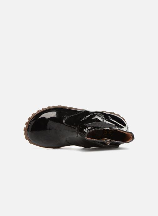Bottines et boots Pom d Api Cute Boots Rain Noir vue gauche