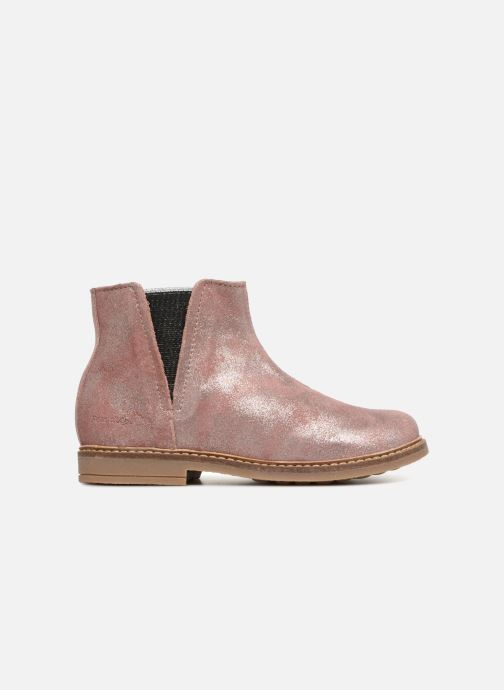 Boots en enkellaarsjes Pom d Api Retro Boots Roze achterkant