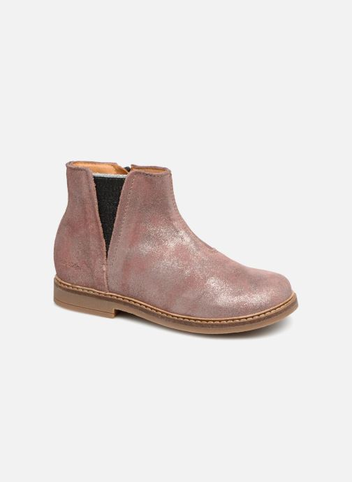 Boots en enkellaarsjes Pom d Api Retro Boots Roze detail