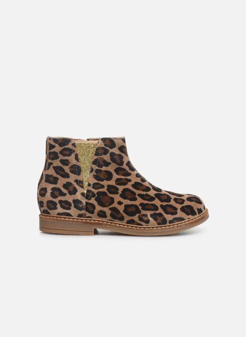 Bottines et boots Pom d Api Retro Boots Marron vue derrière