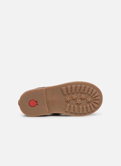 Bottines et boots Pom d Api Retro Boots Marron vue haut