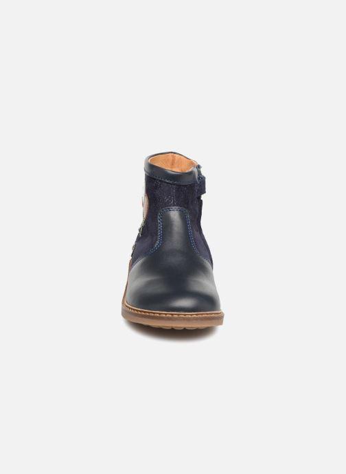 Ankelstøvler Pom d Api Retro Baloon Blå se skoene på