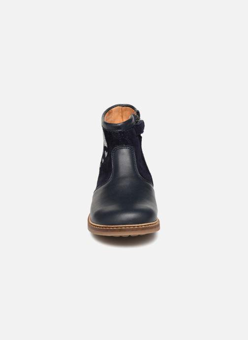Bottines et boots Pom d Api Retro Fix Bleu vue portées chaussures